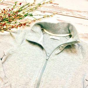 Ativa Girls Zip-Up Sweater Sz 10-12